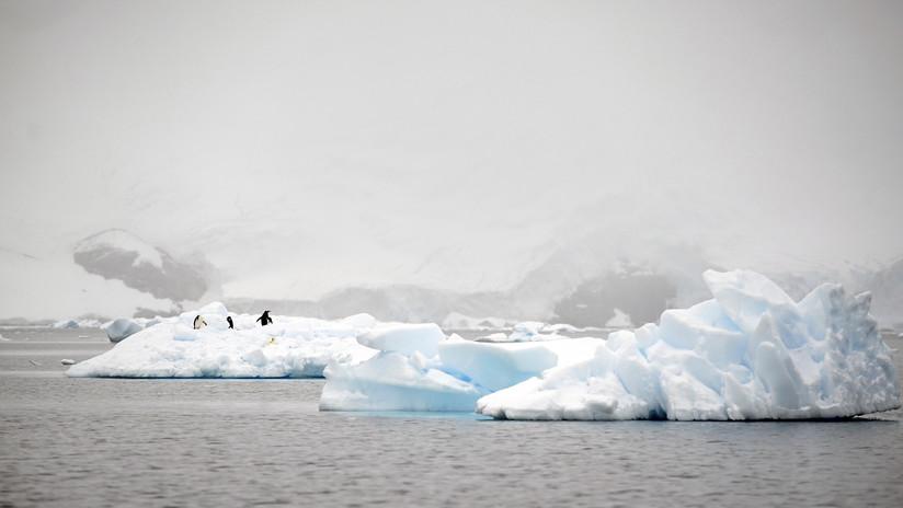 La Antártida como nunca la había visto: Publican el mapa más preciso del continente helado (FOTOS)
