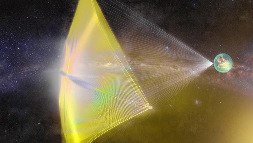 'Al infinito y más allá': Descubren forma de que las naves puedan ir a 60.000 kilómetros por segundo