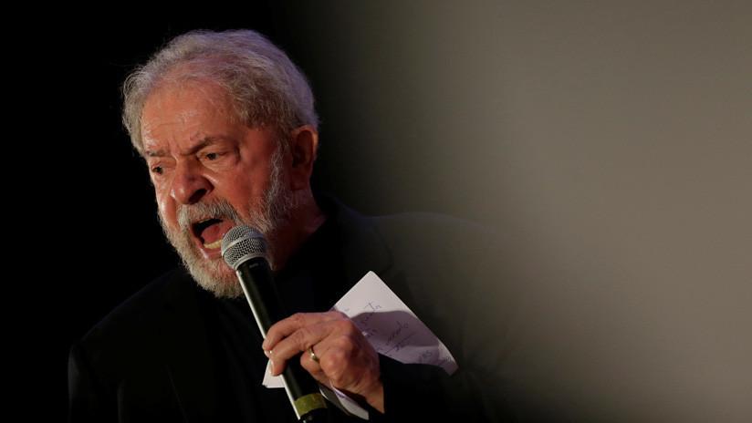 Lula avala candidatura de Fernando Haddad