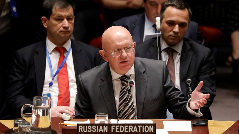 Rusia: Damasco ni planea utilizar ni tiene armas químicas