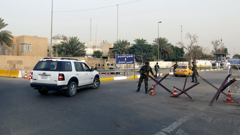 EE.UU. advierte a Irán que responderá a cualquier ataque contra sus misiones diplomáticas en Irak