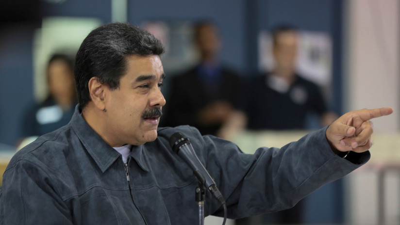 """Venezuela pedirá """"indemnización"""" a Colombia por los desplazados que recibió en 50 años"""