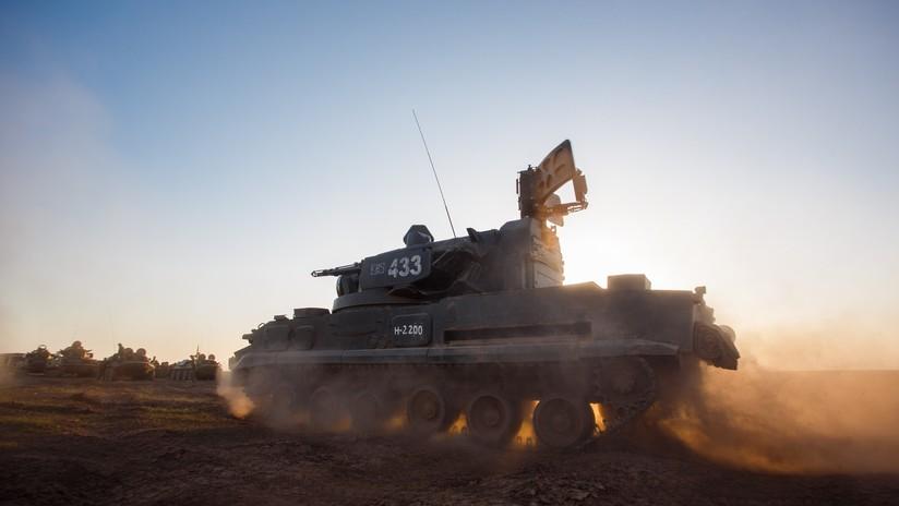 Rusia crea un sistema unificado de defensa antiaérea durante las maniobras militares Vostok-2018