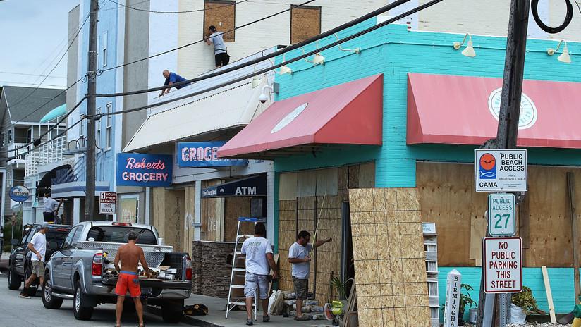 Peligro catastrófico: tres razones por las que el huracán Florence causará graves estragos en EE.UU.