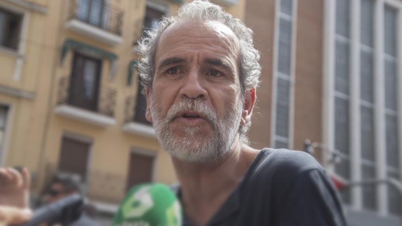 Detienen en Madrid al actor Willy Toledo por no acudir a declarar en un juicio por insultar a Dios