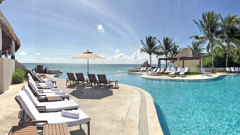 El mejor trabajo del mundo: ¡120.000 dólares por pasar un año en hoteles de lujo en México!