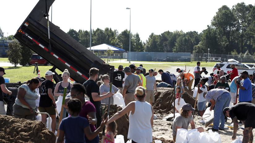 EE.UU.: El gobernador de Georgia declara el estado de emergencia por el huracán Florence