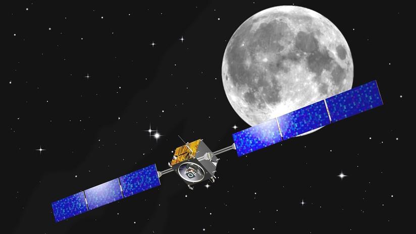 FOTO: Astrónomos hallan los restos de una sonda espacial que se estrelló en la Luna
