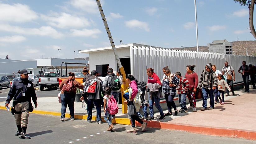A pesar de las políticas de Trump: Se incrementa el flujo de inmigrantes en EE.UU.