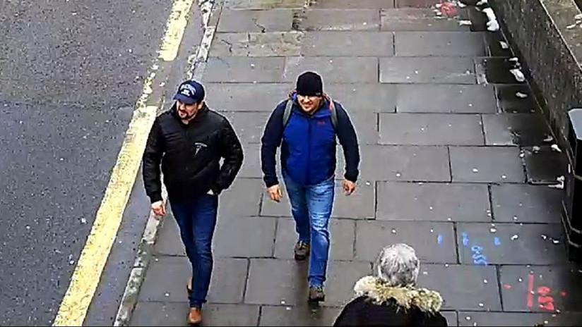 La directora del grupo RT entrevista a los dos rusos señalados por Londres en el caso Skripal
