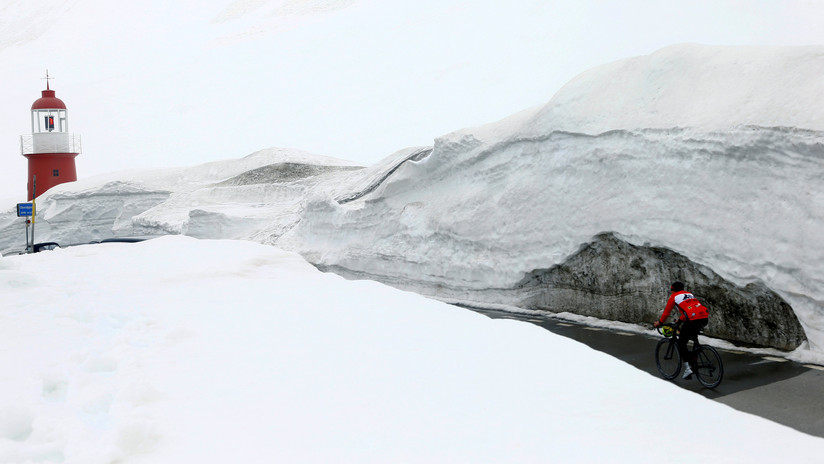 La nieve eterna de Suiza desaparece a pasos agigantados