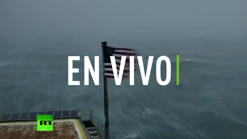 """Estado de emergencia: Lo que se sabe del """"extremadamente peligroso"""" huracán Florence 5b9a7c84e9180ff4418b4567"""