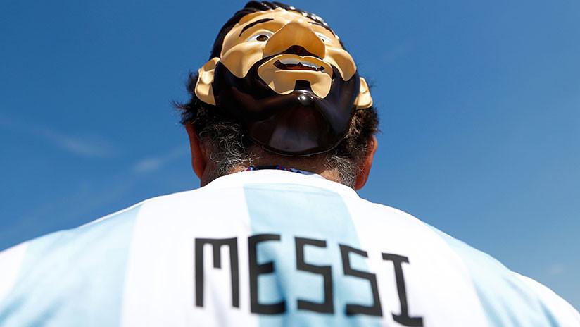 Dan a conocer el castigo para los hinchas argentinos que grabaron videos sexistas en el Mundial