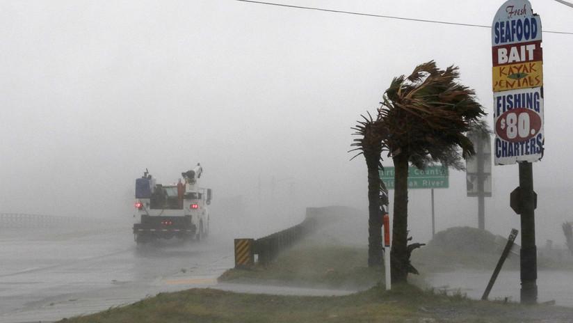 La fuerza más destructiva de Florence: ¿Qué es la marejada ciclónica?