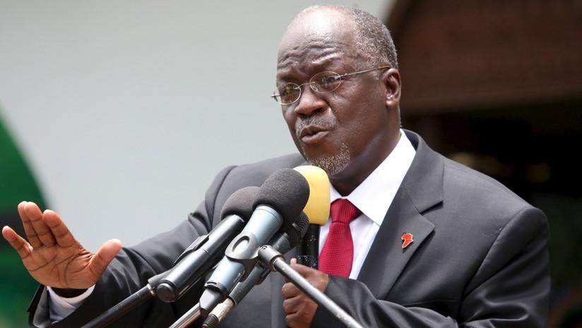 """Presidente de Tanzania: los que recurren a los anticonceptivos son """"vagos"""""""