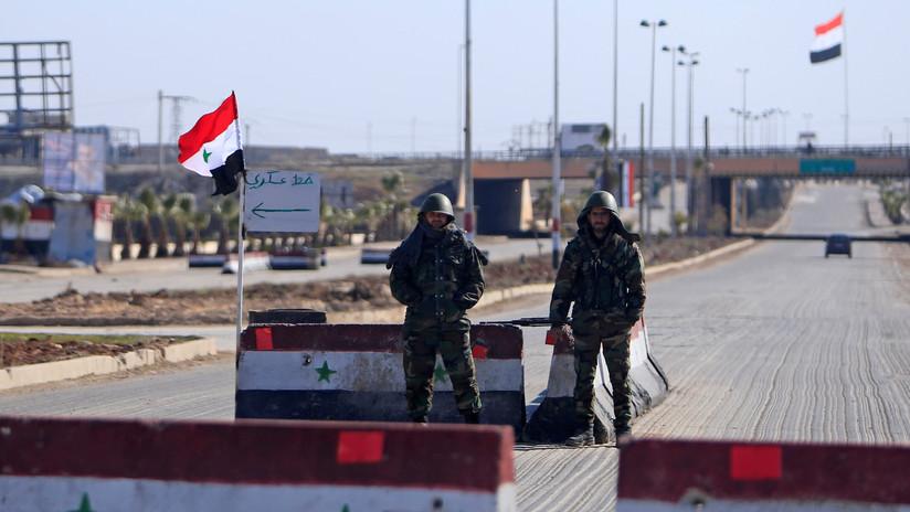 """""""No existe ninguna prueba de que el Gobierno sirio pretenda usar armas químicas"""""""