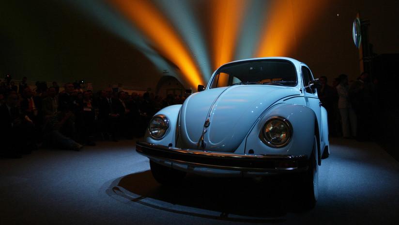 Volkswagen le dice adiós al legendario 'escarabajo' tras 80 años en el mercado