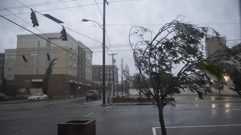 """El huracán Florence representa una """"significante amenaza"""" entre las próximas 24 y 36 horas"""