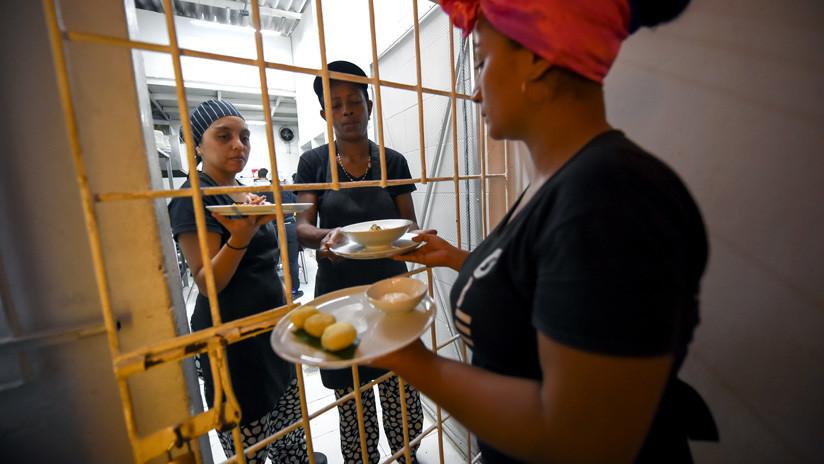 Interno, el restaurante colombiano que está dentro de una cárcel y es atendido por mujeres presas