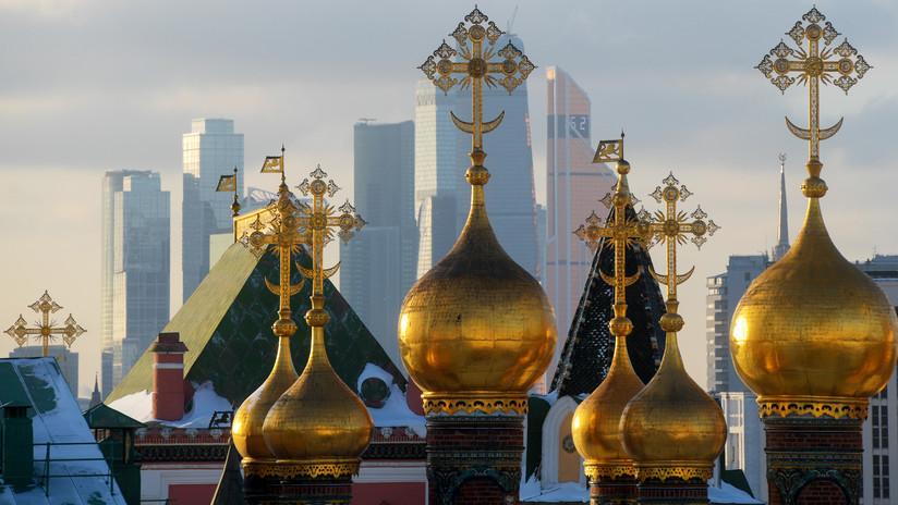 La Iglesia ortodoxa rusa deja de participar en estructuras bajo la presidencia del Constantinopla