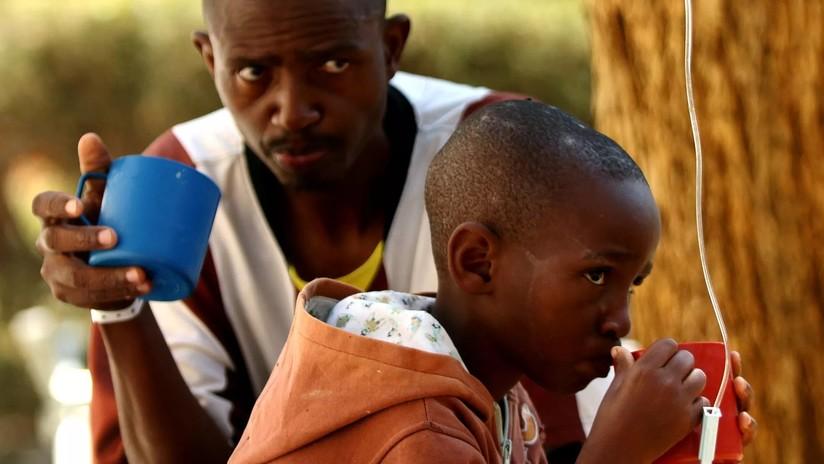 Estado de emergencia en la capital de Zimbabue por una epidemia de cólera