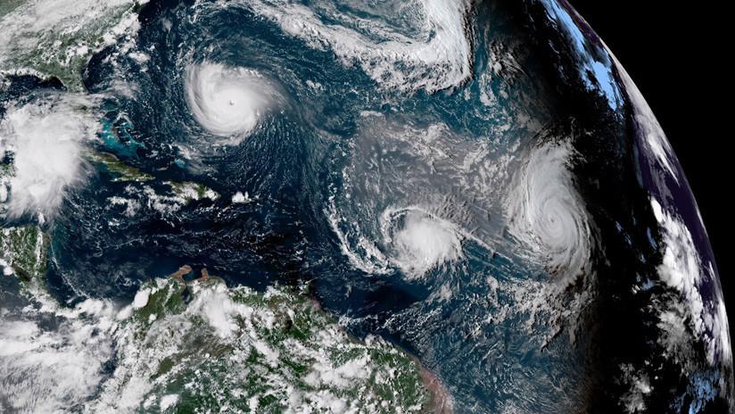 El ciclón tropical Helene se dirige a España
