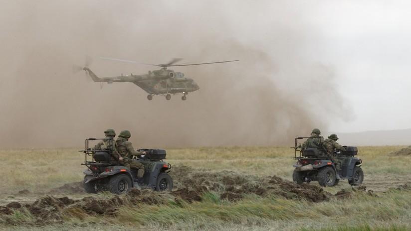 Las fotos más impresionantes de las maniobras militares sin precedentes en Rusia