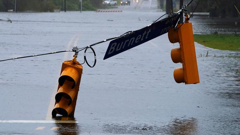 La tormenta tropical Florence deja más de 900.000 hogares y negocios sin energía eléctrica