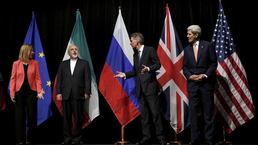 """""""No es un romance"""": Irán afirma que se mantendrá en el acuerdo nuclear mientras su petróleo se venda"""