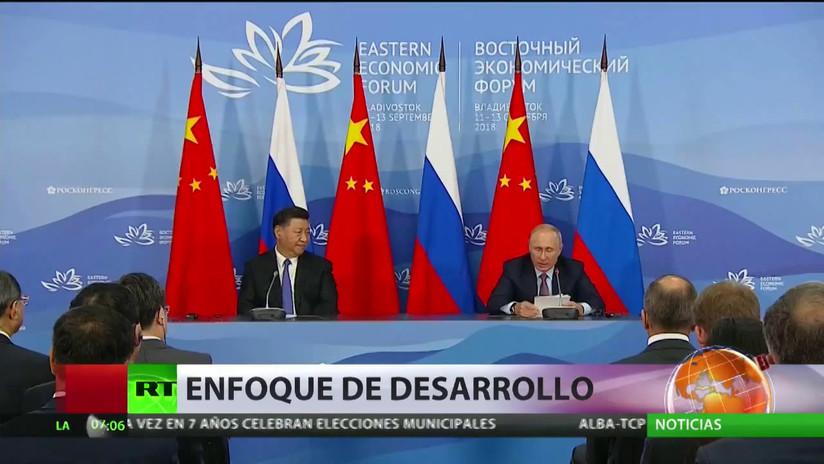 El Foro Económico Oriental en Rusia culminó con firma de 220 convenios entre los países de la región