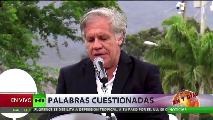 La ALBA condena amenaza del jefe de la OEA de intervenir militarmente en Venezuela