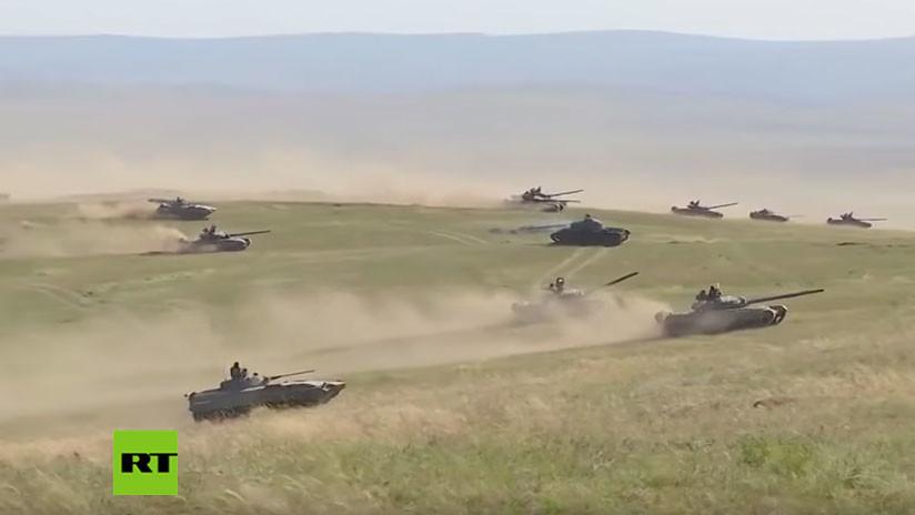 Rusia realizará maniobras militares a gran escala similares a Vostok-2018 asiduamente