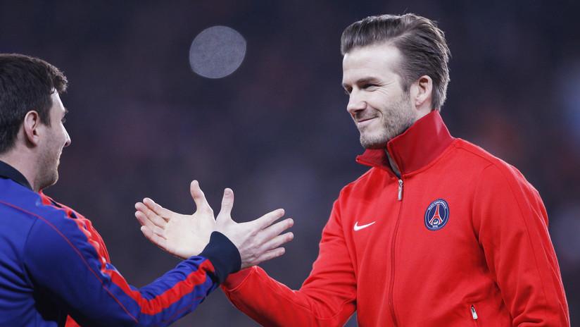 ¿Messi y Ronaldo en un solo equipo?: El ambicioso plan de David Beckham para su nuevo club