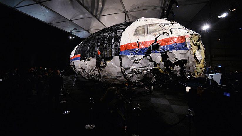 Rusia presenta una grabación de audio que prueba la involucración de Ucrania en el derribo del MH17