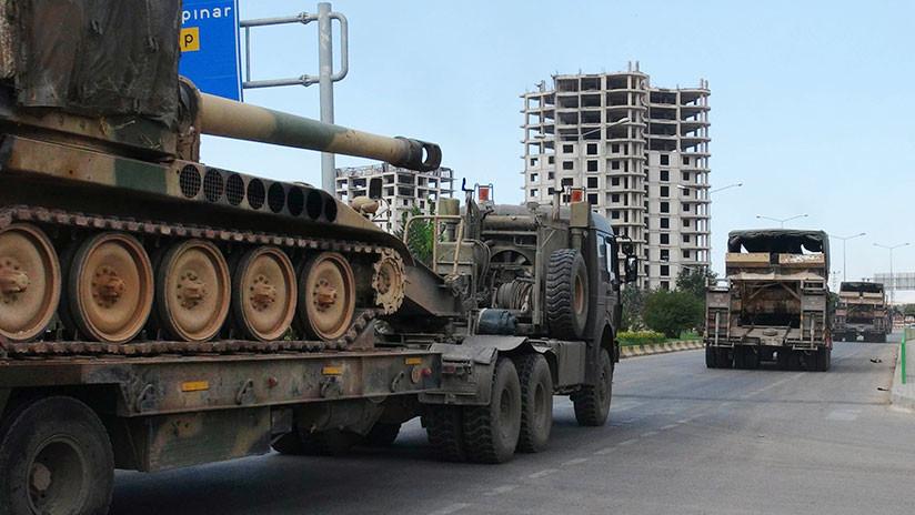 """Ministro de Defensa de Rusia: """"No habrá nueva operación militar en Idlib"""""""