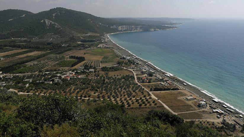Desaparece un avión ruso en el Mediterráneo con 14 militares a bordo