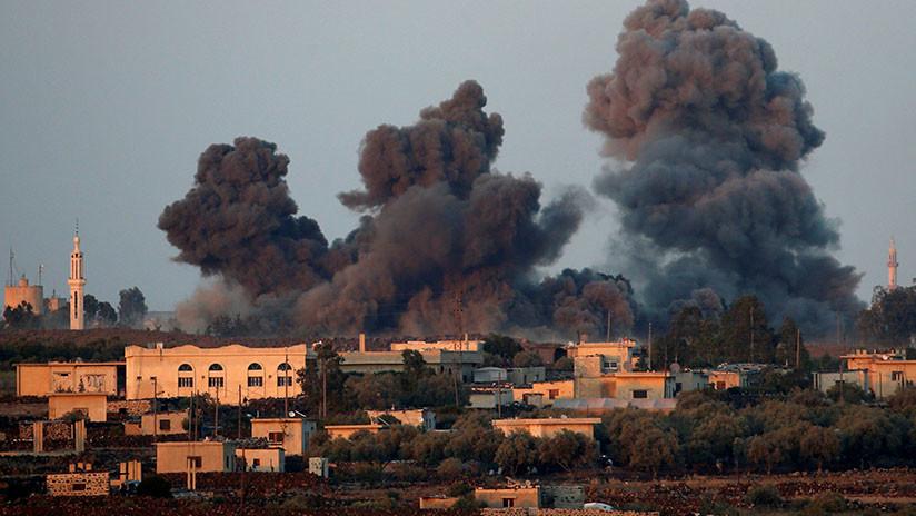 Ministerio de Defensa ruso se reserva derecho a responder a las acciones hostiles de Israel en Siria