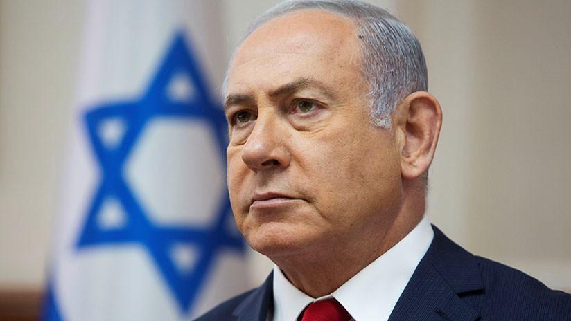 Netanyahu a Putin: Israel dará toda la información necesaria sobre el derribo del Il-20