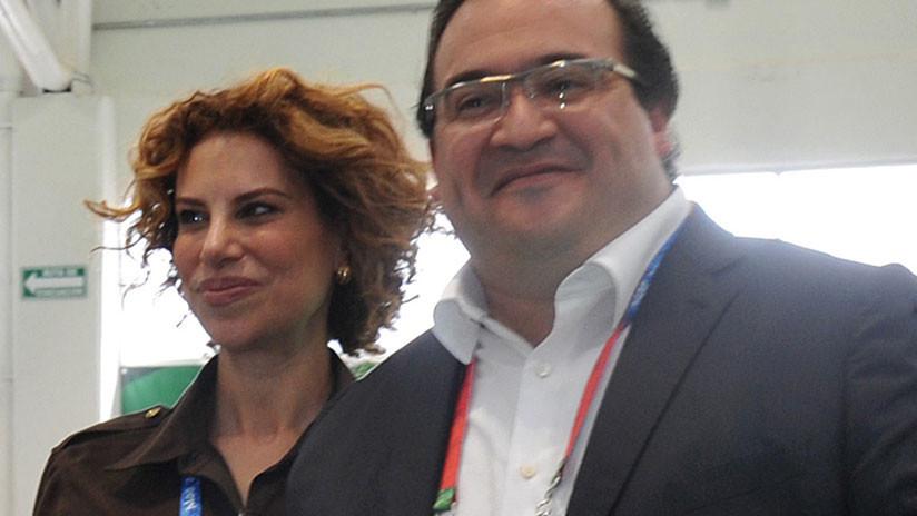 El exgobernador mexicano Javier Duarte y su esposa compraron más de 90 casas en tres países