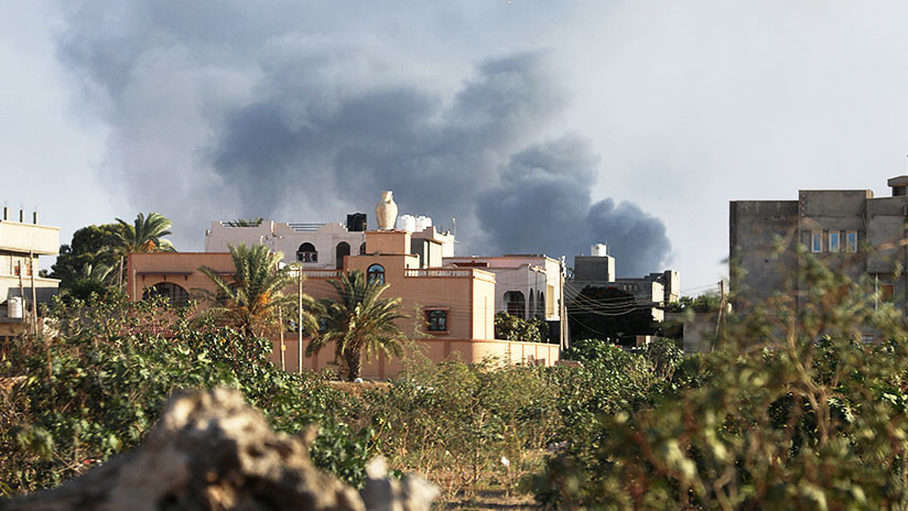 Noruega bombardeó Libia con la OTAN en 2011 sin saber qué sucedía en el país