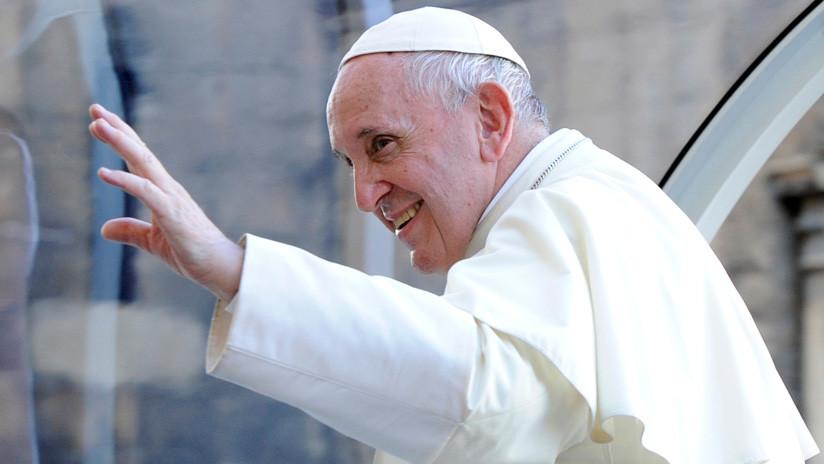 El Papa Francisco afirmó que