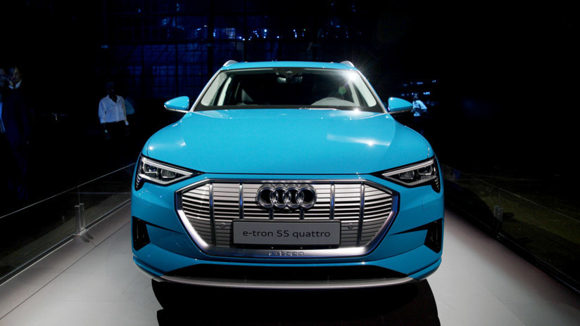 Un 'asesino' va tras Tesla: Audi presenta su auto eléctrico E-Tron