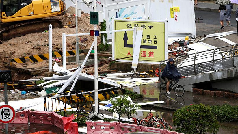 Suman 81 muertos en Filipinas por tifón 'Mangkhut'
