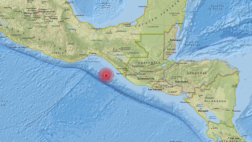 Chiapas se despierta con cuatro sismos