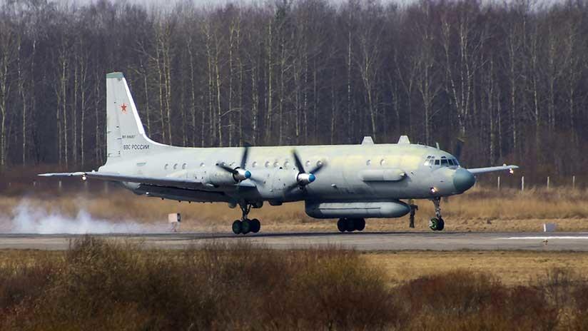 Militares israelíes comparten con Rusia datos sobre el derribo del avión ruso Il-20 en Siria