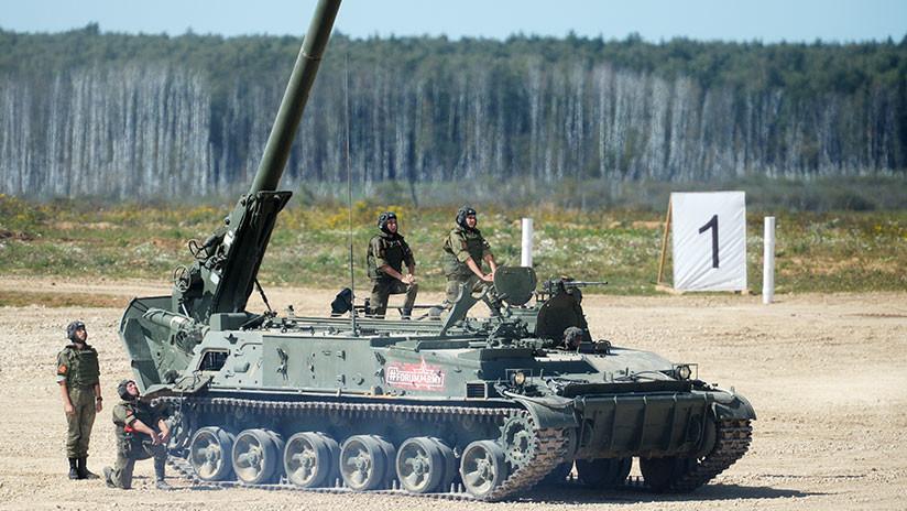 Regresa el 'Dios de la guerra': Rusia reincopora grandes cañones y desconcierta a EE.UU.