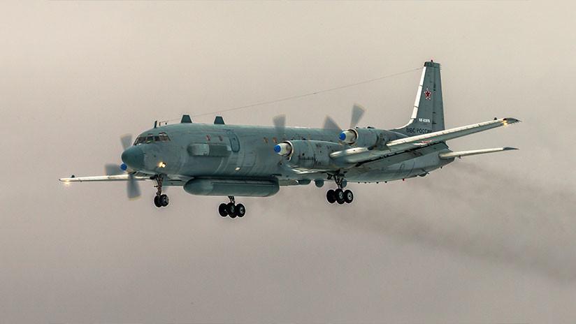 """""""No se ocultaron detrás de ningún avión"""": Israel niega que sus cazas provocaran el derribo del Il-20"""