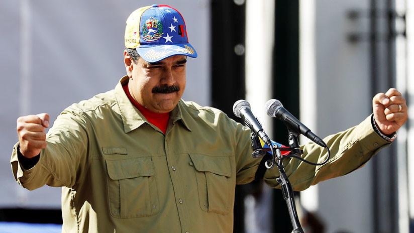 Venezuela vincula a Chile con atentado contra Nicolás Maduro