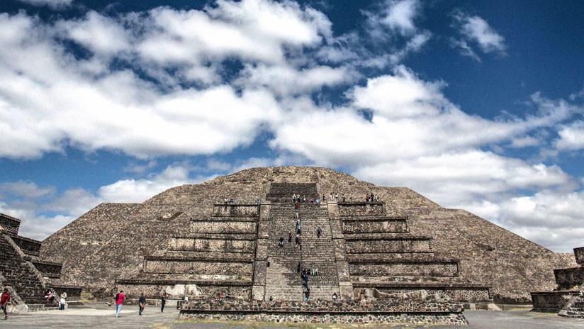 Poder y riqueza pudo causar el ocaso de Teotihuacan 5ba8ef25e9180f117d8b4567