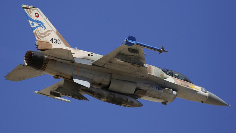 Moscú: Datos de radares rusos demuestran que un F-16 israelí se escondió detrás del Il-20 ruso